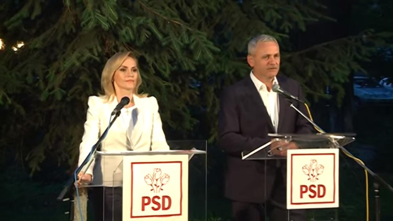 Gabriela Firea analizează posibilitatea de a reveni în funcţia de preşedinte al Organizaţiei PSD Bucureşti şi în cea de vicepreşedinte al Partidului Social Democrat Firea riscă să piardă majoritatea la Primăria București