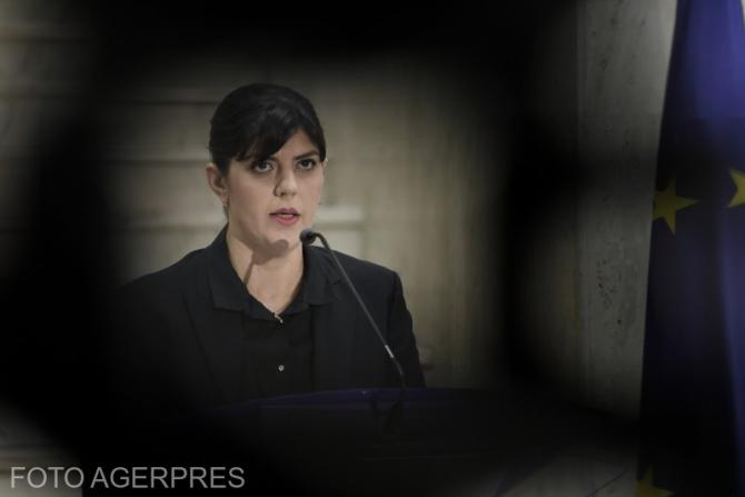 Scandal europeano-român, contestaţie împotriva controlului judiciar Mihaielei Iorga Moraru Fosta şefă a Direcţiei Naţionale Anticorupţie (DNA) Laura Codruţa Kovesi a primit o citaţie din partea Secţiei de Investigare a Infracţiunilor în justiţie, în calitate de suspect. cercetată disciplinar stoparea îngenunchierii procurorilor
