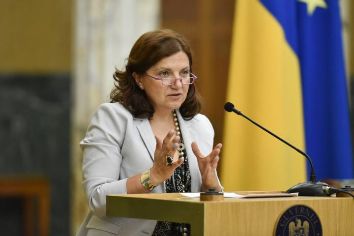 recursul compensatoriu Raluca Prună în atacă pe Tudorel Toader raluca pruna suspendarea presedintelui