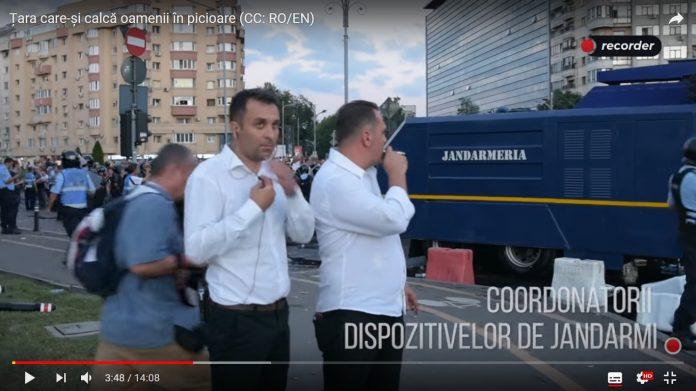 Trei ofiteri din conducerea Jandarmeriei si un secretar de stat din Ministerul de Interne au fost pusi, vineri, oficial sub acuzare
