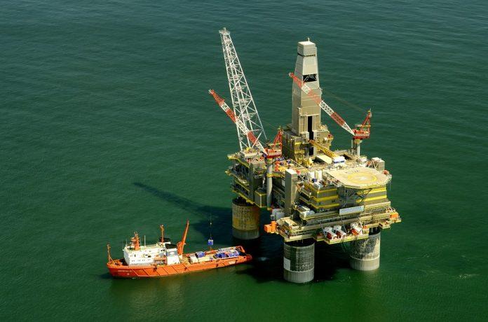 Prima exploatare offshore vinovat de înaltă trădare platforma petrolieră legea off shore