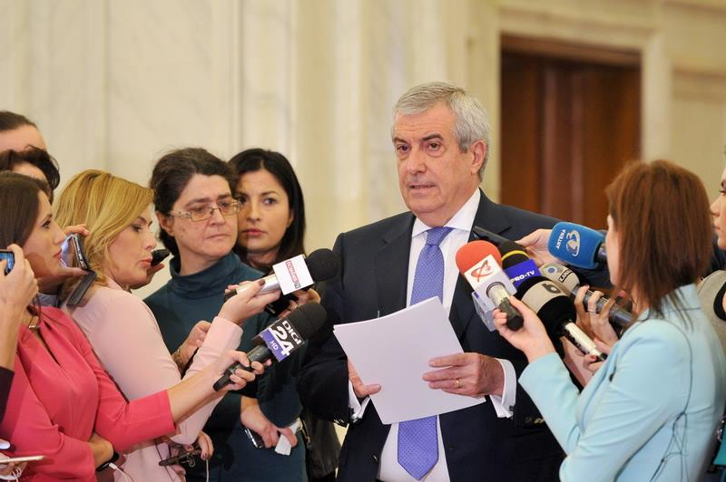 nu va părăsi guvernarea consultările pentru referendum urmărire penală tăriceanu Dosarul penal al lui Tăriceanu are 17.000 de pagini