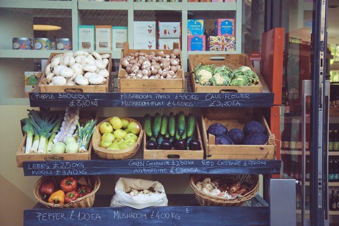 indemnizaţie de hrană Comerțul cu mâncare alimente legume cumparaturi