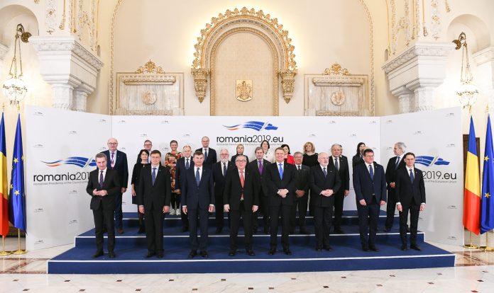 presedintele romaniai prelșuarea presedintiei Juncker În lupta anticorupţie nu există niciun compromis posibil