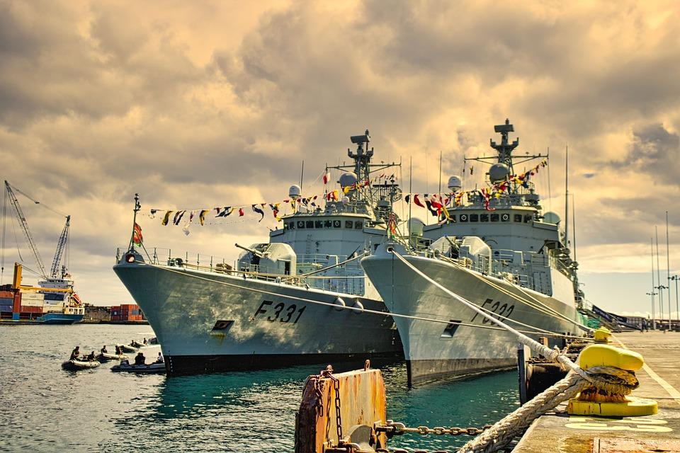 programele de înzestrare a Forţelor Navale Române scandalul corvetelor