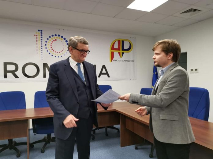 Uniunea Salvaţi România (USR) dar și cei de la PLUS au solicitat Avocatului Poporului să sesizeze CCR în privinţa recentei ordonanţe pe Justiţie.