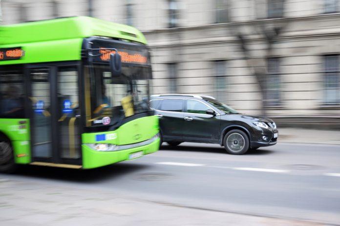 licitație pentru 100 de autobuze electrice