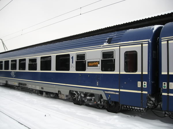 transportul feroviar Compania Naţională de Căi Ferate CFR SA a lansat licitații pentru studii de fezabilitate la 23 de staţii de cale ferată, a anunțat compania. serviciile publice feroviare http://investigative-report.ro/trenurile-cfr-calatori/