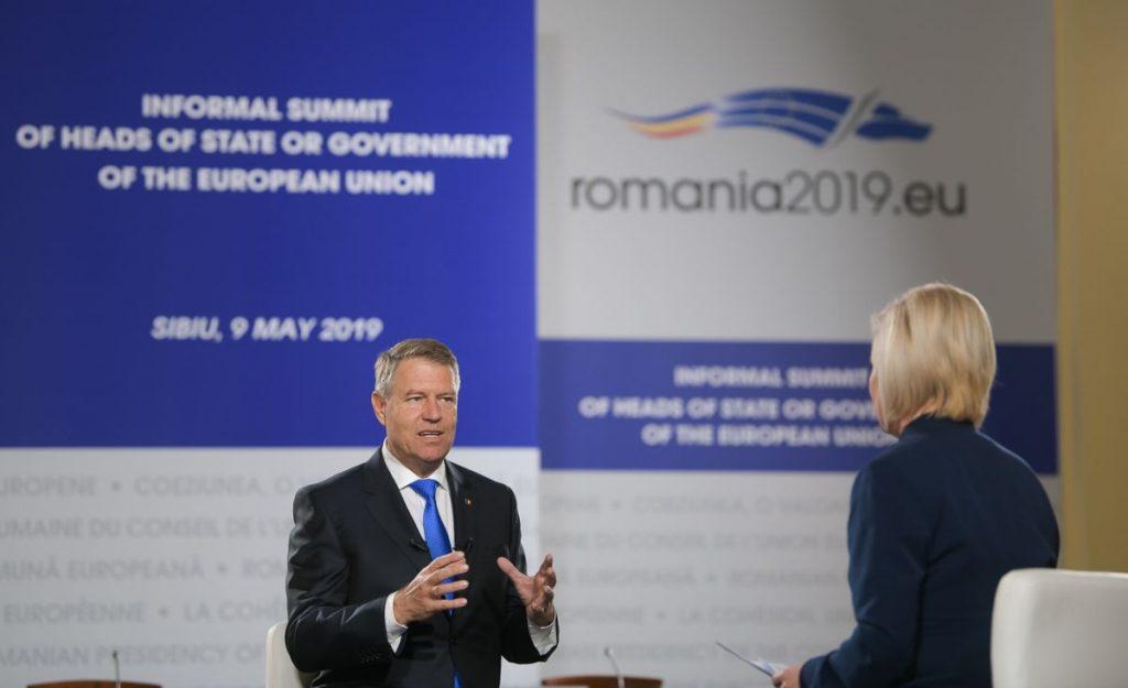 concluzie csat iohannis viitorul europei
