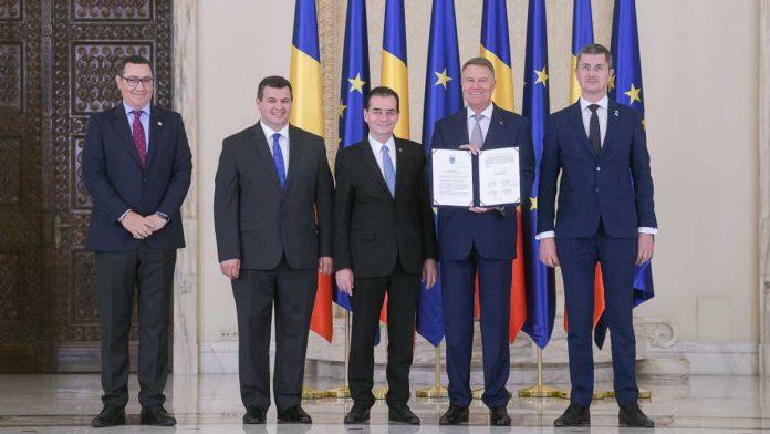 """Viorica Dăncilă la """"butoanele"""" Guvernului orban taie ministere usr pnl alianță postelectorală"""