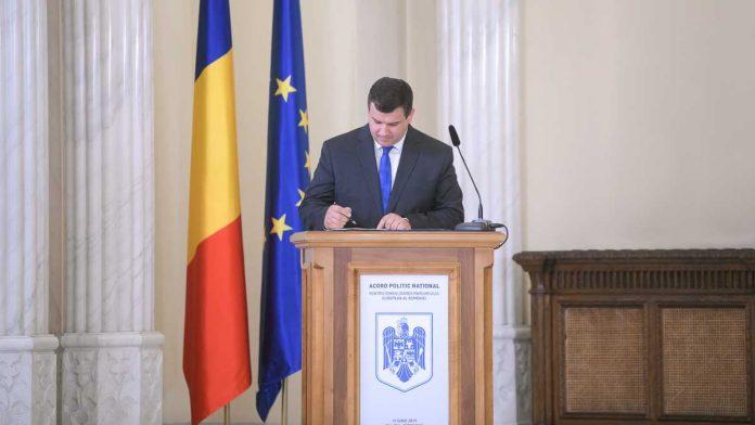 PMP a semnat moțiunea de cenzură (PMP) cere parlamentarilor Opoziţiei să susţină rediscutarea şi adoptarea în Parlament a proiectului de lege privind alegerea primarilor în două tururi de scrutin pregătiți pentru prezidențiale vot anticipat