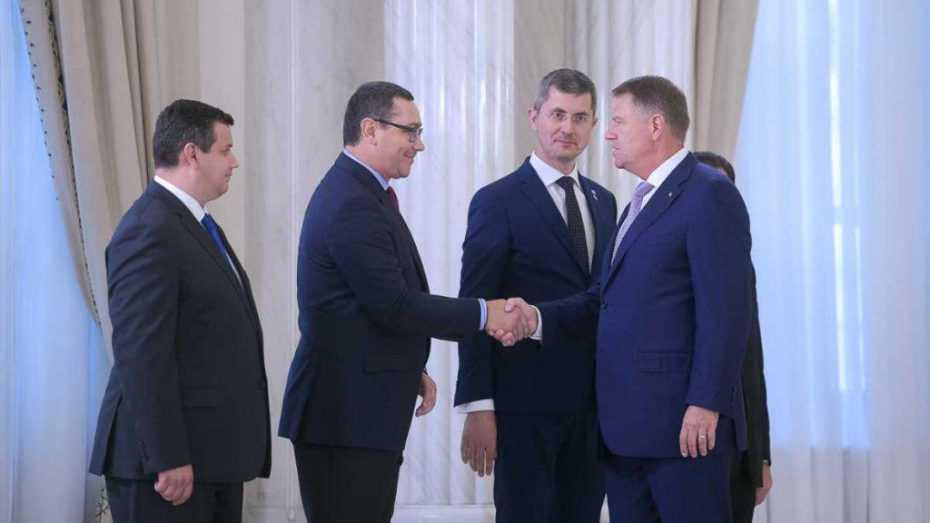 alianța ALDE - Pro România majoritate parlamentară