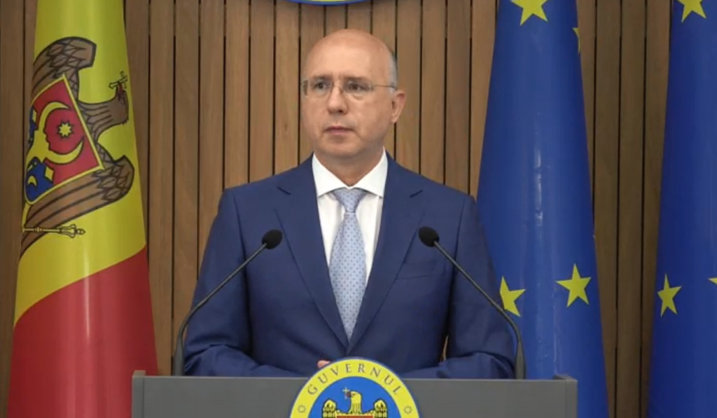 Curtea Constituțională din Moldova Pavel Filip presedinte interimar, igor dodon suspendat din functia de presedinte