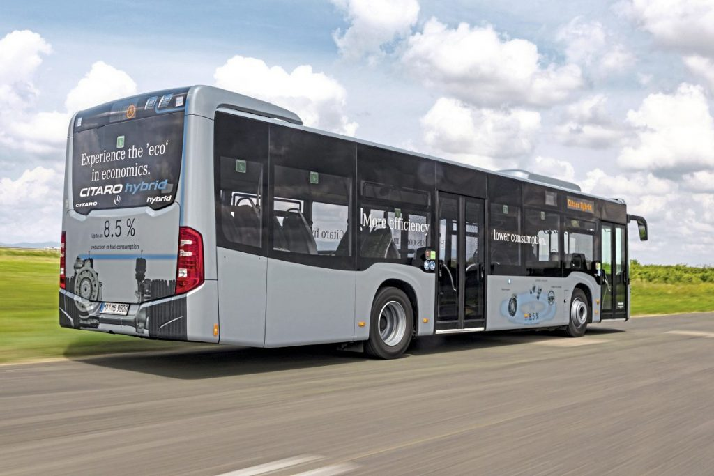 Mercedes - Benz Citaro Hybrid