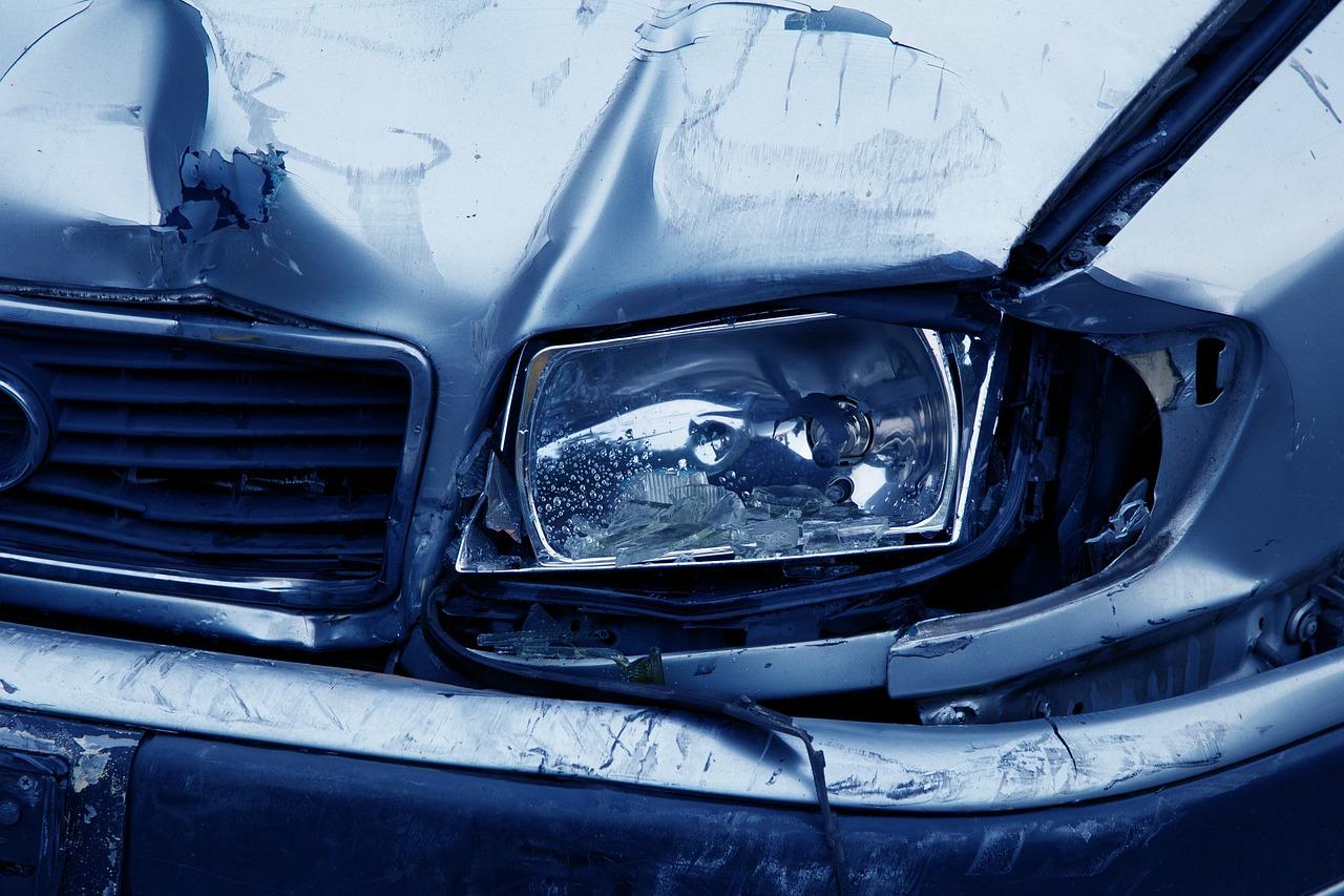 Decontarea directă accident masina avariata