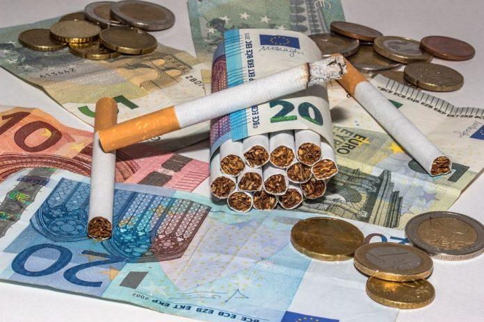 piața Piața neagră a țigaretelor