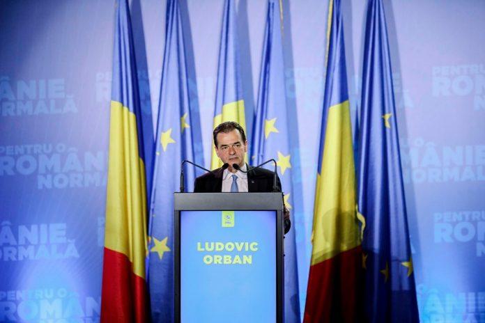 orban strategie psd ludovic orban prim-ministru liberalii vor supremația