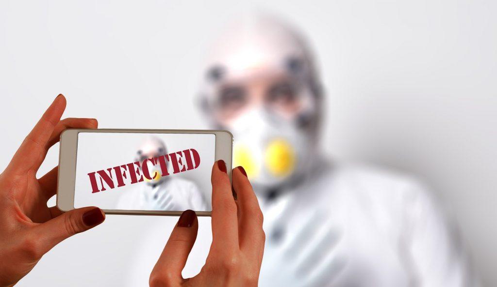 mae avertisment coronavirus