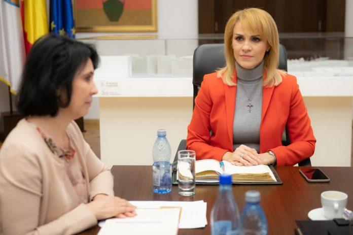judecată pe banii ei Organizaţia PSD Bucureşti, a cărei președinte este Gabriela Firea, îl susţine la congres pe Marcel Ciolacu pentru șefia PSD