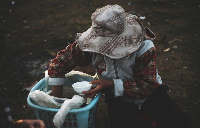 Populația Românie suferă de foamete