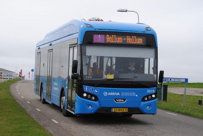 firea autobuze electrice