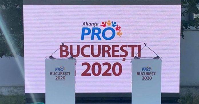 alianța pro bucurești 2020