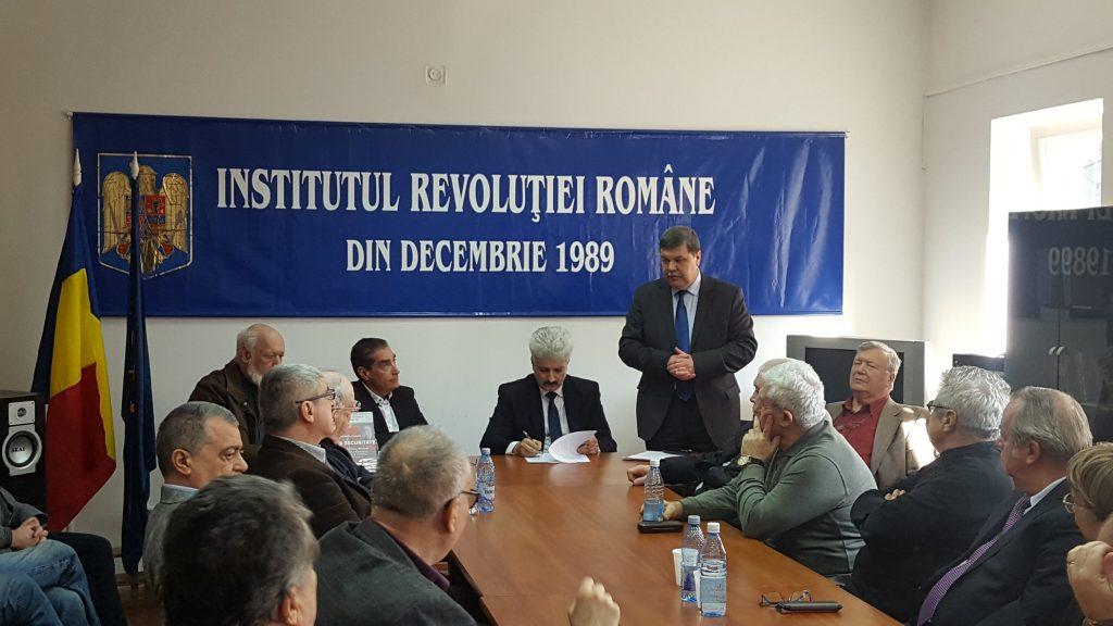 Institutul Revoluției lui Ion Iliescu