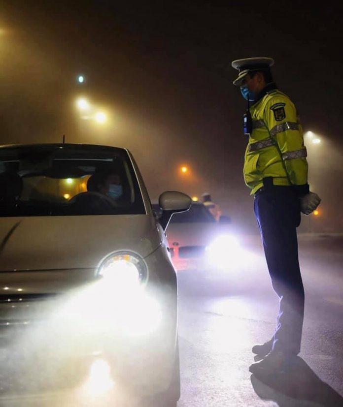 Ce motive amuzante au invocat românii după ce au fost prinși de Poliție după 23.00