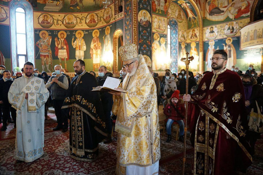 Arhiepiscopul Calinic al Argeşului şi Muscelului se va vaccina împotriva COVID-19 atunci când îi va veni rândul