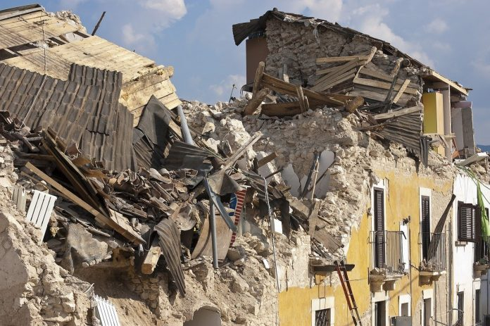 cutremur 77 una din cinci locuințe